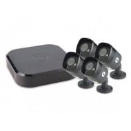 SMART HOME CCTV KIT XL 8CANAIS (C/4X CÂMERAS)