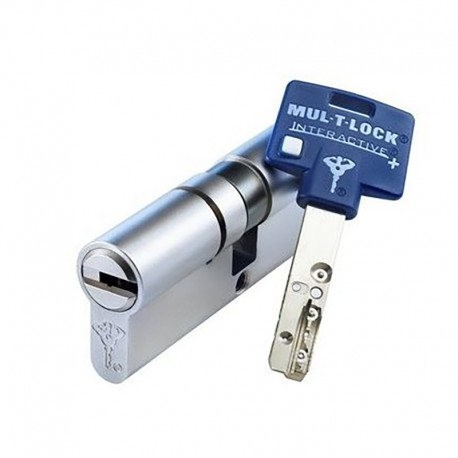 Cilindro Mul-t-lock Interactive Plus com 5 chaves